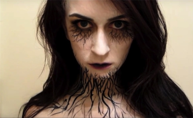 Creative Halloween Makeup Tutorials from YouTube :: Style :: Video ...