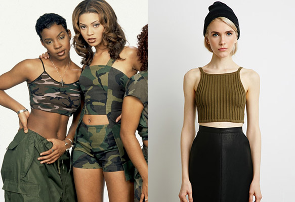 Embrace the '90s With These 22 Halter Tops :: Style ...