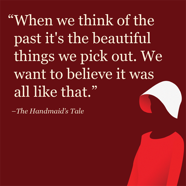 The Handmaid's Tale Summary