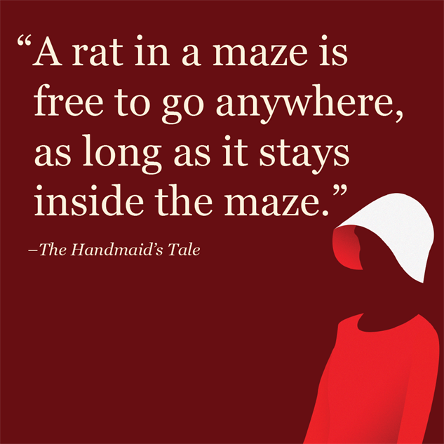 The 10 Best Quotes From The Handmaid S Tale By Margaret Atwood
