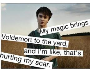 Funny Yard Sale Meme : 125 of the best harry potter memes :: movies :: galleries :: paste