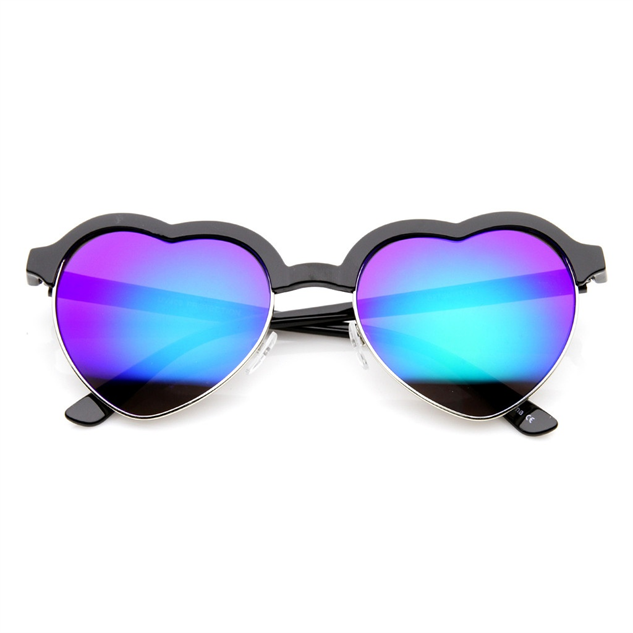 heart-shaped-sunglasses half