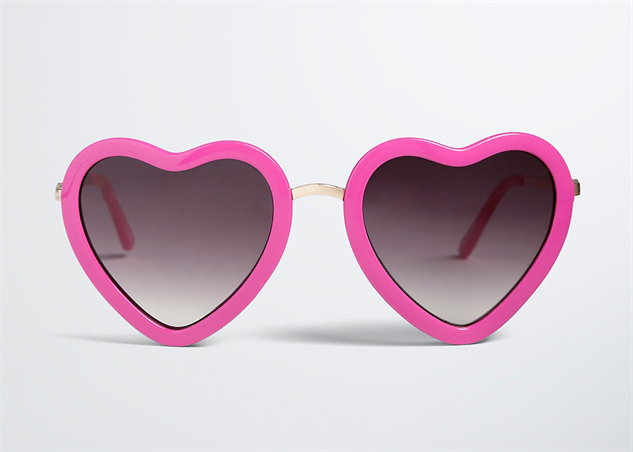 heart-shaped-sunglasses pink
