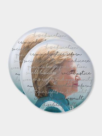 hillary-clinton-pins antoinette-carol-large