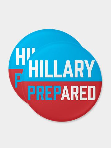 hillary-clinton-pins drew-hodges-large