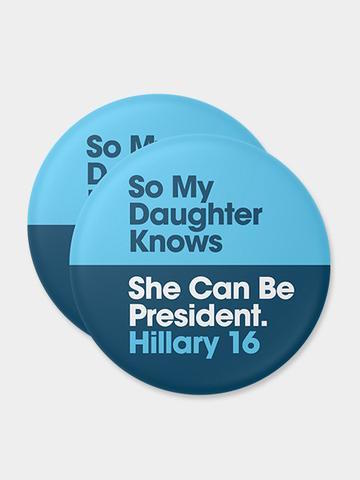 hillary-clinton-pins scott-hill-large