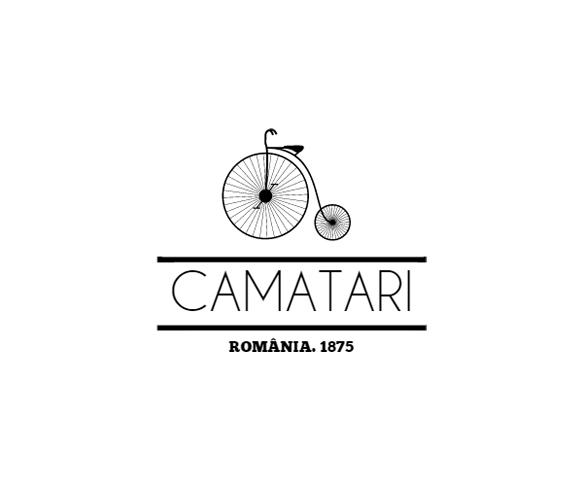 Hipster Graphic Design Logo