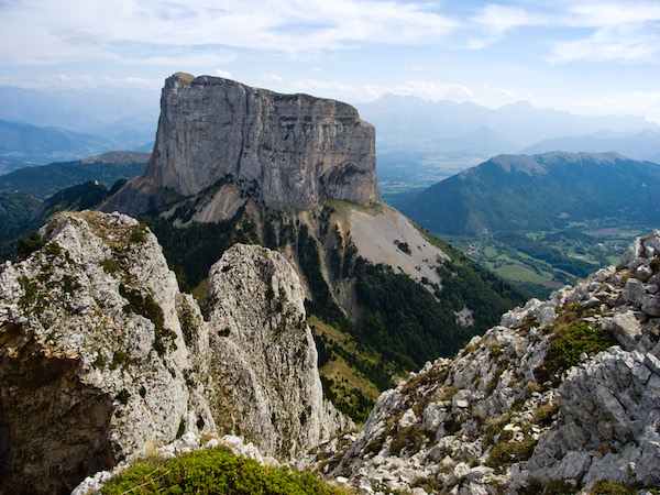 history-of-mountaineering le-mont-aiguille