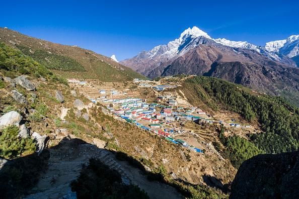 history-of-mountaineering namche