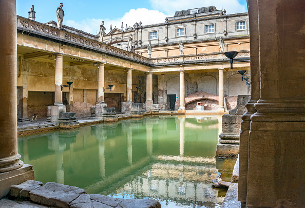 history-of-spas baths