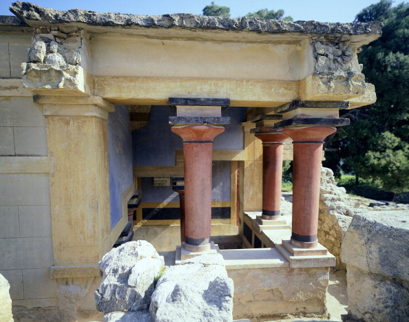 history-of-spas knossos-baths