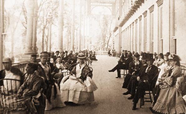 history-of-spas saratoga
