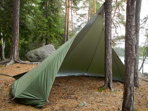 history-of-tents vihe-vaellus-louei