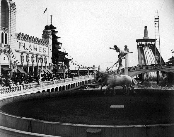 history-of-theme-parks dreamland