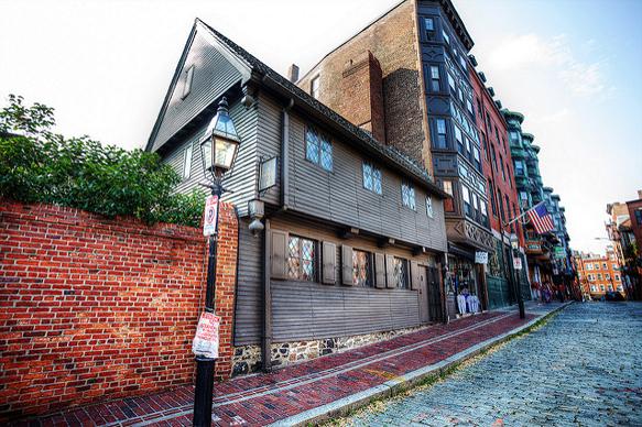 history paul-revere-house-boston