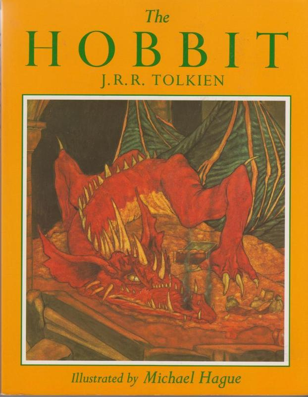 The Hobbit Book Cover Art ~ The hobbit book covers through ages books