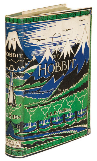 The Hobbit Book Original