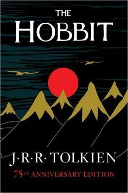 Image result for the hobbit book cover