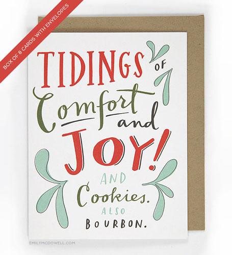 holidaycardz tidings