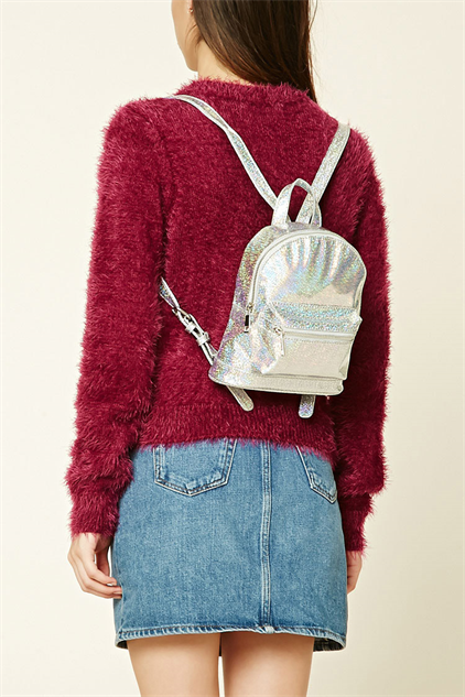 holograpchic-accessories backpack