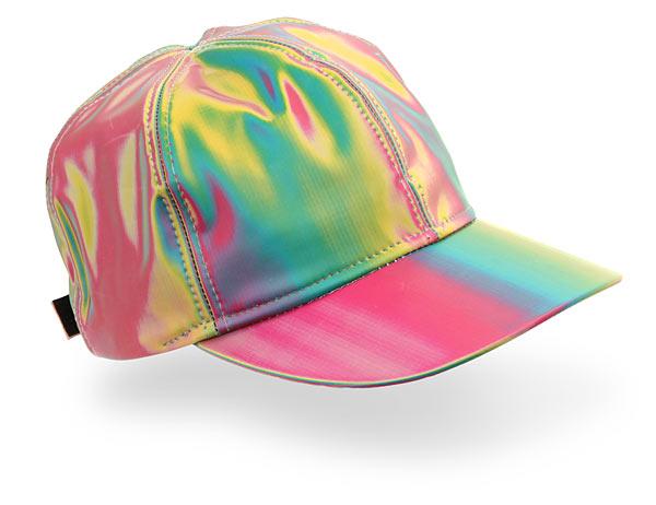 holograpchic-accessories cap