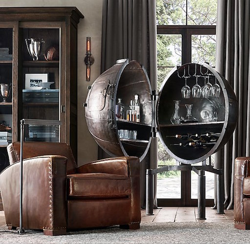 Turn Your Home Into the Weekend Spot With These Cool Home Bars ...