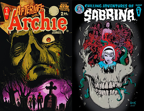 horrorcomicsx2 afterlifewarchie-sabrina