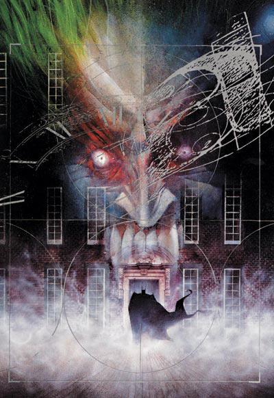 horrorcomicsx2 arkhamasylum