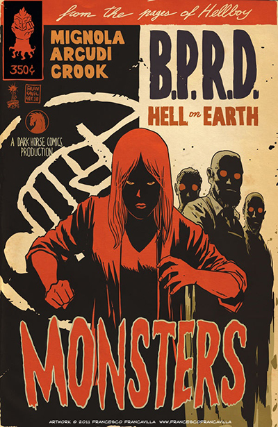 horrorcomicsx2 bprd