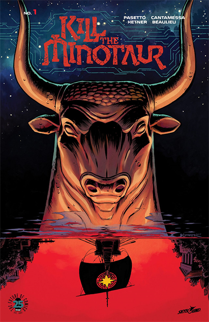 horrorcomicsx2 killtheminotaur
