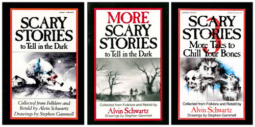 Jeff Milo; horrortake2 scarystories
