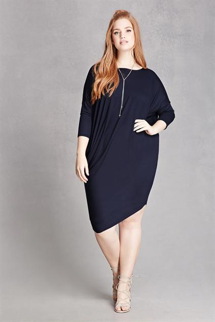 hot-midi-dresses asymmetrical
