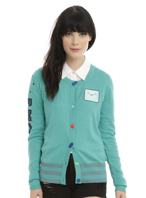 hot-topic-cn-clothes bmo-cardigan
