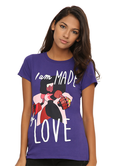 hot-topic-cn-clothes i-am-made-of-love