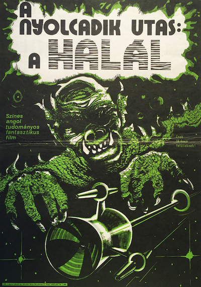 hungarian-movie-posters 10-alien-hungarian