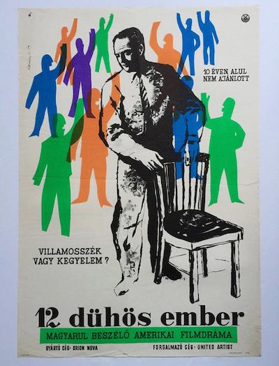 hungarian-movie-posters 12-angry-men-kovacs-vilmos-1959