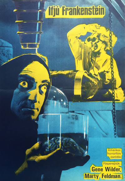 hungarian-movie-posters 12-young-frankenstein-style-b-hungarian