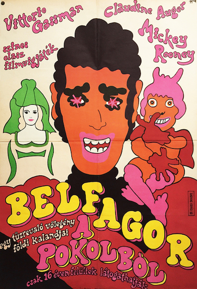hungarian-movie-posters 16-devil-in-love-hungarian---artist-arpad-darvas