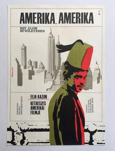 hungarian-movie-posters america-america-darvas-arpad-1965