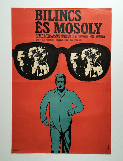 hungarian-movie-posters cool-hand-luke-dede-erno-1968