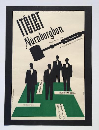 hungarian-movie-posters judgment-at-nuremberg-killer-marcella-1965