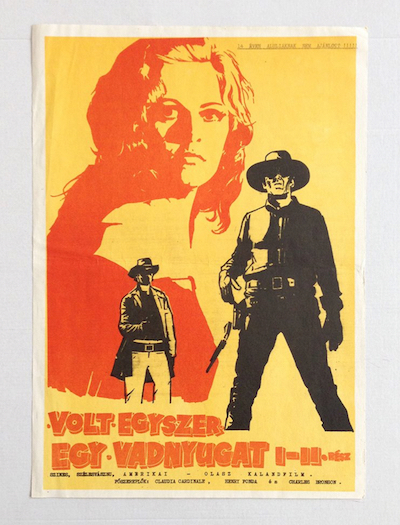 hungarian-movie-posters once-upon-a-time-in-the-west-1974
