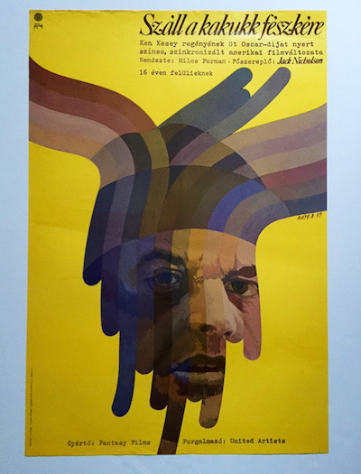 hungarian-movie-posters one-flew-over-the-cuckoos-nest-mate-andras-1977