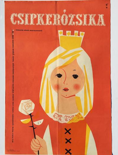 hungarian-movie-posters sleeping-beauty-soti-klara-1965