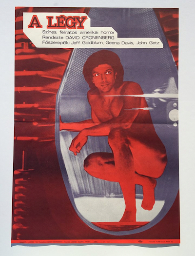 hungarian-movie-posters the-fly-bkkm-1989