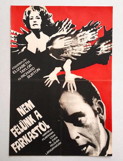 hungarian-movie-posters whos-afraid-of-virginia-woolf-so-ky-sos-laszlo---kemeny-eva-