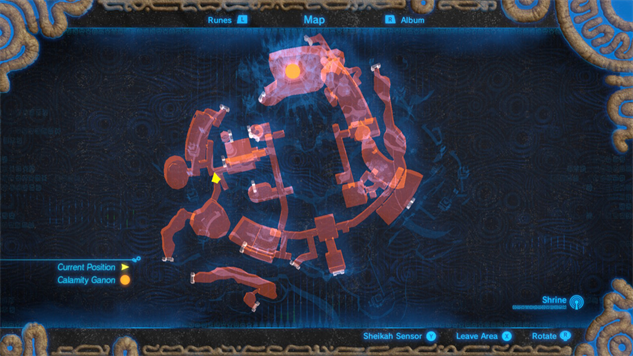 How To Get The Hylian Shield In Breath Of The Wild Paste