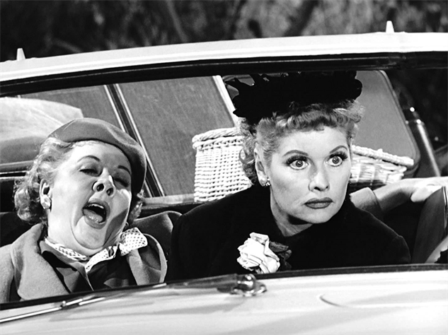 Image result for lucy and ethel