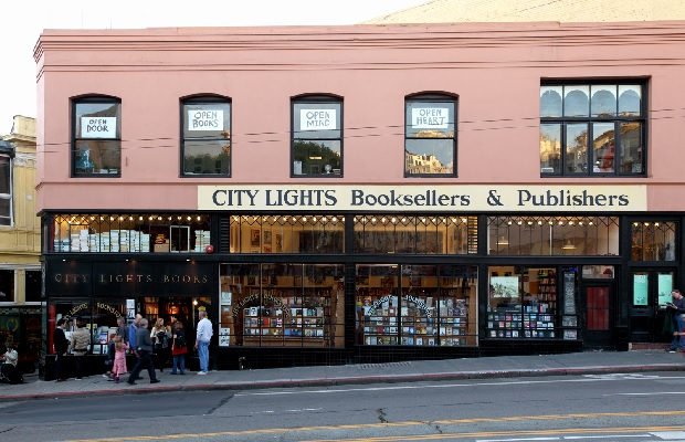indie-bookstores city-lights