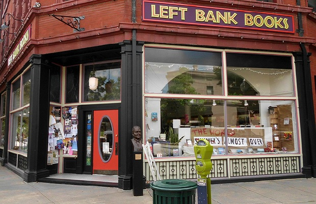 indie-bookstores left-bank-books